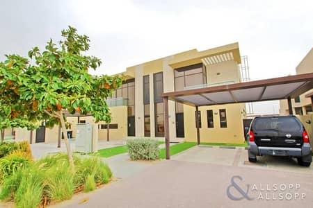 فیلا 3 غرف نوم للبيع في داماك هيلز (أكويا من داماك)، دبي - Three Bedroom | Maids Room | Next To Park