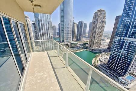 1 Bedroom Flat for Sale in Jumeirah Lake Towers (JLT), Dubai - 1401 SqFt l 1 Bed | High Floor | Lake View