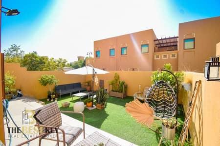3 Bedroom Townhouse for Sale in Al Furjan, Dubai - Type B | Spacious Garden | Next to Park