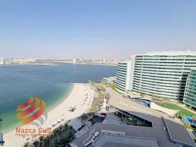 3 Bedroom Apartment for Rent in Al Raha Beach, Abu Dhabi - Sophisticated Sea View 3 BR Apartment