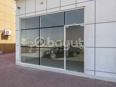 Shop for Rent in Industrial Area, Umm Al Quwain - Shops for rental