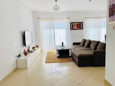 2 Bedroom Apartment for Rent in Jumeirah Lake Towers (JLT), Dubai - Spacious Fully Furnished 2BHK with 3 balconies and Maids Room