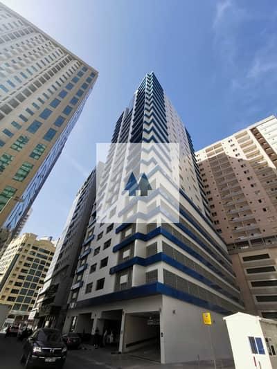 1 Bedroom Flat for Rent in Al Majaz, Sharjah - 1BEDROOM FLATS (4 SERIES) - NO COMMISSION - 1 MONTH FREE
