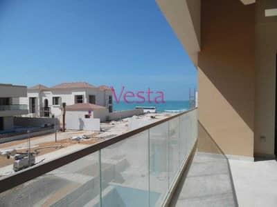 5 Bedroom Villa for Rent in Saadiyat Island, Abu Dhabi - Modern villa with private pool