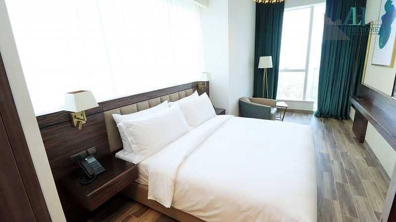 شقة فندقية في فندق وأجنحة أفاني بالم فيو دبي مدينة دبي للإعلام 1 غرف 20500 درهم - 5332013