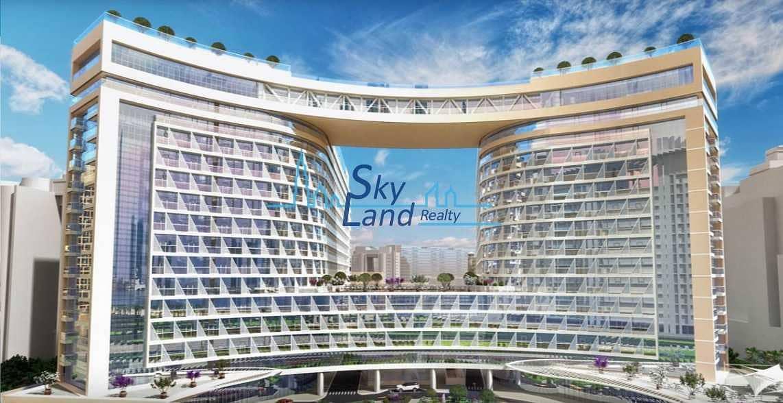 شقة فندقية في سيفين بالم نخلة جميرا 1 غرف 2320888 درهم - 5178568
