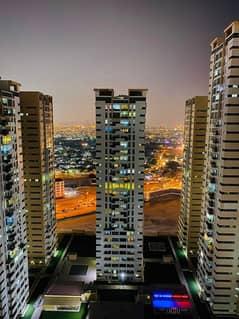 شقة في أبراج عجمان ون الصوان 2 غرف 614000 درهم - 5446403