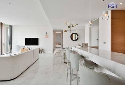شقة 2 غرفة نوم للبيع في نخلة جميرا، دبي - ULTRA-LUXURY SERVICED APARTMENTS FOR SALE