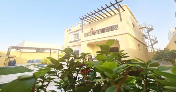 3 Bedroom Villa for Sale in Al Zahya, Ajman - Villa on a main street, personal finishing, at a special price