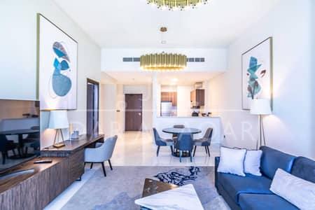 فلیٹ 1 غرفة نوم للبيع في مدينة دبي للإعلام، دبي - GENUINE RESALE | FULL SEA VIEW | 5-YEAR PAYMENT PLAN