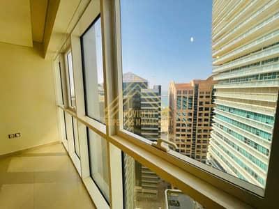 فلیٹ 3 غرف نوم للايجار في الخالدية، أبوظبي - شقة في برج الشيخة سلامة شارع الخالدية الخالدية 3 غرف 129999 درهم - 5449345