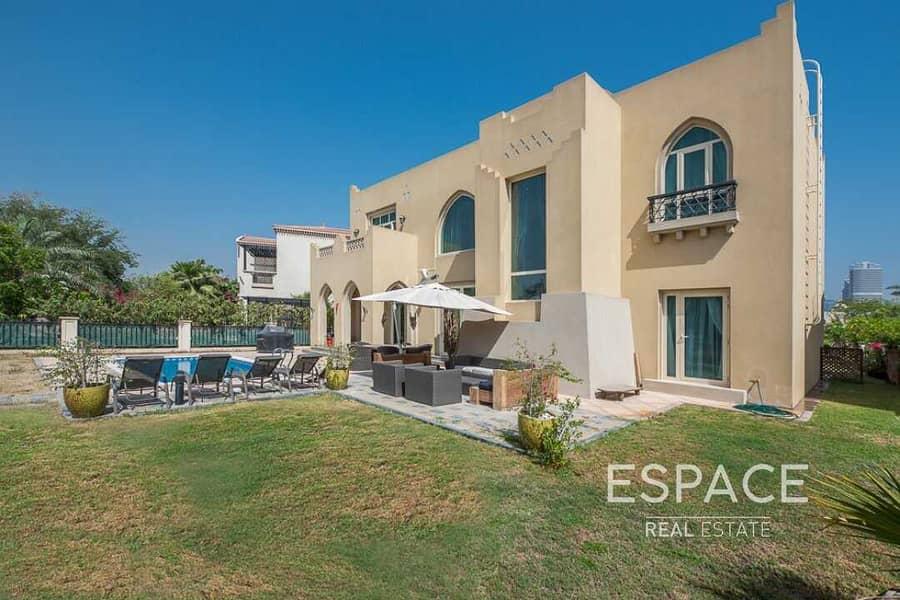2 Upgraded Egyptian Garden Hall Villa