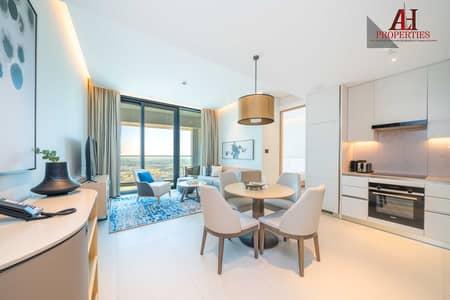 شقة فندقية 1 غرفة نوم للبيع في جميرا بيتش ريزيدنس، دبي - شقة فندقية في برج جميرا جيت 2 العنوان ريزدنسز جميرا منتجع و سبا جميرا بيتش ريزيدنس 1 غرف 4600000 درهم - 5449464