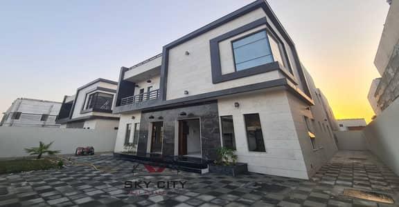 4 Bedroom Villa for Sale in Al Yasmeen, Ajman - Luxury design stone villa at a special price