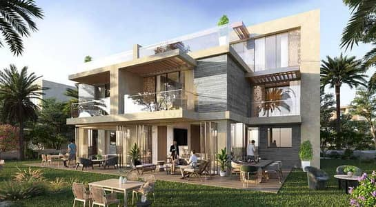 4 Bedroom Villa for Sale in DAMAC Hills (Akoya by DAMAC), Dubai - Best Time To Invest at The Living Legends by Damac