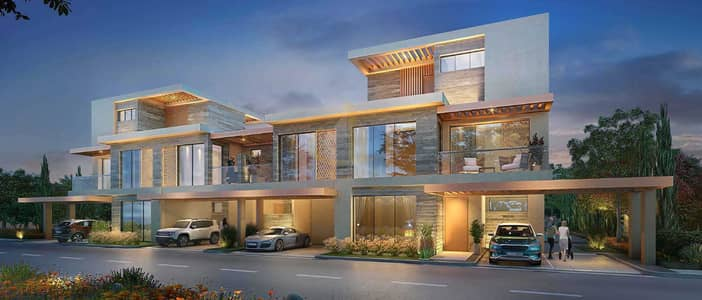 6 Bedroom Villa for Sale in DAMAC Hills (Akoya by DAMAC), Dubai - Best Time To Invest at The Living Legends by Damac