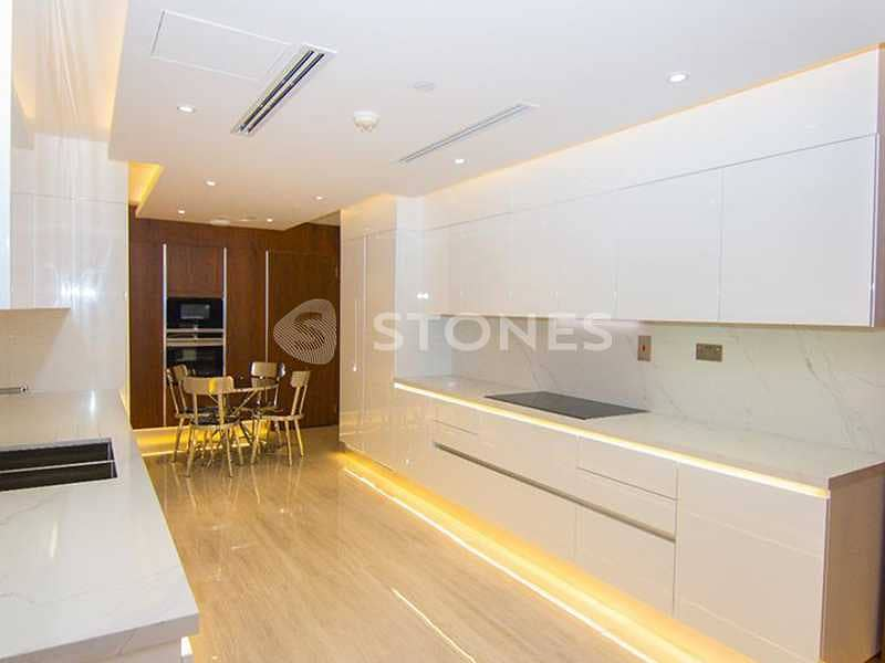2 Luxuriously Upgraded Furnished | Fitted Kitchen