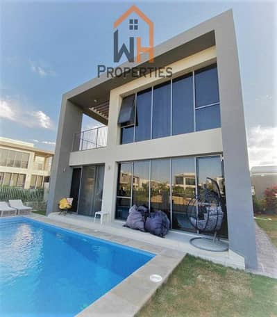 4 Bedroom Villa for Sale in Dubai Hills Estate, Dubai - Extended and Upgraded With Private Pool