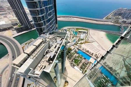 3 Bedroom Apartment for Sale in Jumeirah Beach Residence (JBR), Dubai - Amazing Sea View   Great ROI  High Floor