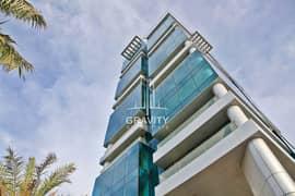 شقة في البرزة البندر شاطئ الراحة 1 غرف 105000 درهم - 5450042