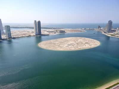 3 Bedroom Flat for Rent in Al Khan, Sharjah - High Floor Luxury 3BR Apartment in Asas Tower Full Sea View