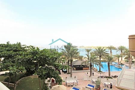 شقة 1 غرفة نوم للبيع في نخلة جميرا، دبي - 1 bedroom   Sea Facing   Right Hand Side
