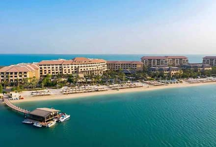 1 Bedroom Hotel Apartment for Rent in Palm Jumeirah, Dubai - Furnished all inclusive Sea View