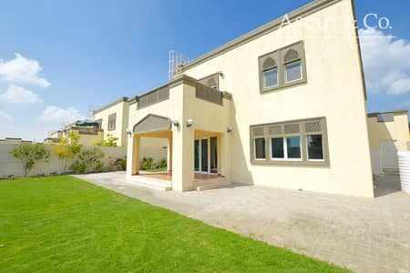3 Bedroom Villa for Rent in Jumeirah Park, Dubai - 3 bedroom | Well-maintained |vacant soon