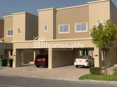 فیلا في امارانتا فيلانوفا دبي لاند 3 غرف 100000 درهم - 5450083