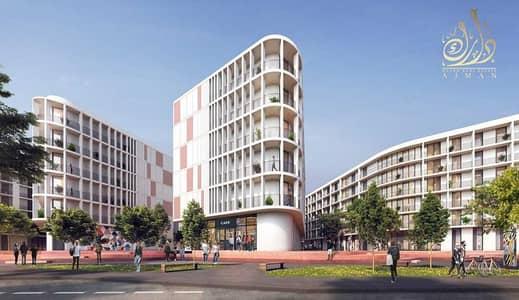 استوديو  للبيع في الجادة، الشارقة - شقة في نست سكن طلاب الجادة 348000 درهم - 5382643