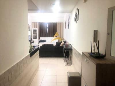 شقة 1 غرفة نوم للبيع في واحة دبي للسيليكون، دبي - شقة في أبراج القصر 2 أبراج القصر واحة دبي للسيليكون 1 غرف 449999 درهم - 5450254