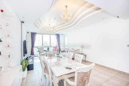 فلیٹ 2 غرفة نوم للايجار في نخلة جميرا، دبي - Sea View | Double Balcony | C Type | Maids Room