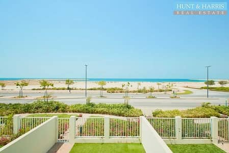 تاون هاوس 2 غرفة نوم للبيع في میناء العرب، رأس الخيمة - Lovely Full Sea View - Two Bedrooms - Spacious Garden