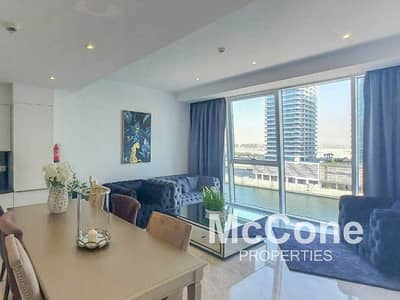 1 Bedroom Apartment for Rent in Business Bay, Dubai - Fully Furnished | Canal Views | View Today