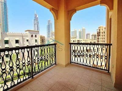 شقة 3 غرف نوم للبيع في المدينة القديمة، دبي - 3 Bed+ Maids | Partial Burj Khalifa View