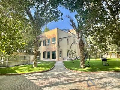 فیلا 2 غرفة نوم للبيع في مثلث قرية الجميرا (JVT)، دبي - Quiet Location   Large Plot   Vacant December