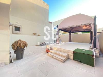 5 Bedroom Villa for Rent in Al Raha Gardens, Abu Dhabi - Family Deal | Corner Location | Ready to Move