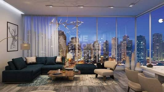 تاون هاوس 3 غرف نوم للبيع في دبي مارينا، دبي - Promenade level Townhouse  5 year payment plan