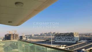 شقة في الهديل شاطئ الراحة 2 غرف 130000 درهم - 5436822