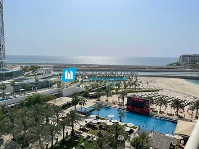 2 Bedroom Apartment for Sale in Jumeirah Beach Residence (JBR), Dubai - Sea View| Spacious and Bright Unit|  Middle Floor