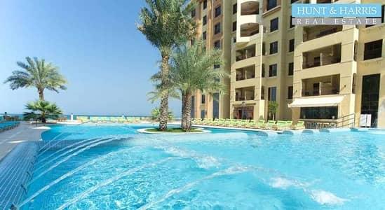 Hotel Apartment for Rent in Al Marjan Island, Ras Al Khaimah - Amazing Sea View - Luxury Living - Beautifully Furnished