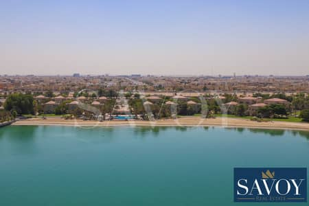 4 Bedroom Villa for Rent in Al Raha Beach, Abu Dhabi - Zero Commission | Furnished & Serviced | Beach Access
