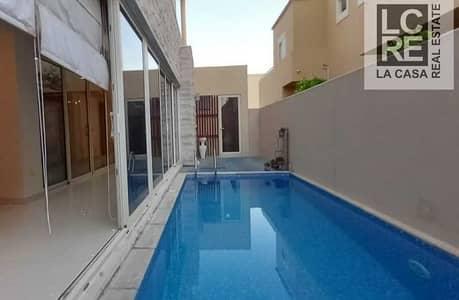 5 Bedroom Villa for Rent in Al Raha Gardens, Abu Dhabi - Deluxe Villa I Well Kept I Available Now