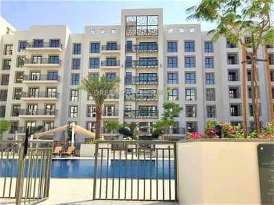 3 Bedroom Apartment for Sale in Town Square, Dubai - Spacious Layout |End Unit | High FLR | 2Sides View