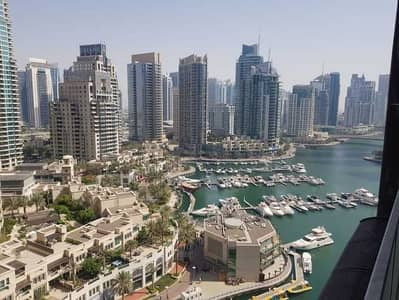 1 Bedroom Apartment for Rent in Dubai Marina, Dubai - Premium Upgraded   Chiller Free   Spacious Layout