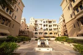 شقة في مساكن شاطئ السعديات بلوك 2 مساكن شاطئ السعديات شاطئ السعديات جزيرة السعديات 2 غرف 135000 درهم - 5067011