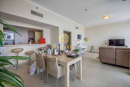 2 Bedroom Apartment for Sale in Jumeirah Beach Residence (JBR), Dubai - Sea View | Massive 2 Beds + M | Fitted Kitchen