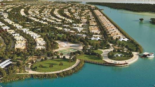 ارض سكنية  للبيع في جزيرة ياس، أبوظبي - ارض سكنية في وست ياس جزيرة ياس 3550000 درهم - 5451917