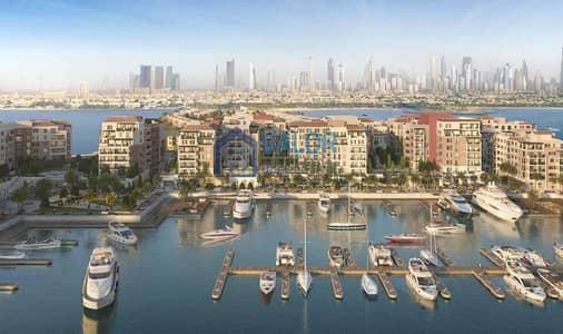 شقة 1 غرفة نوم للبيع في جميرا، دبي - Luxury | Skyline View |  Sea Facing La Mer Beach & Marina