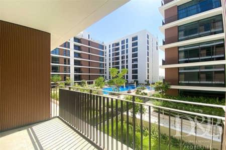 شقة 2 غرفة نوم للايجار في دبي هيلز استيت، دبي - Pool View   Brand New 2 Beds   Ready Now